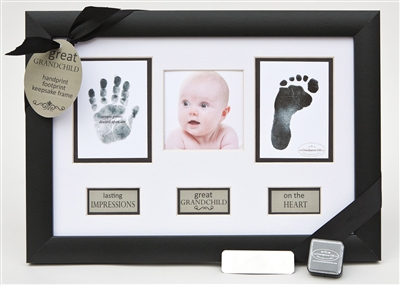 Great Grandchild Impressions 8x12 Frame