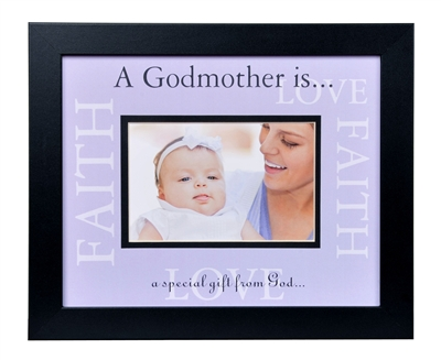 Godmother Love 8x10 Frame