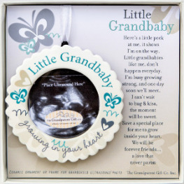 Little Grandbaby Ornament