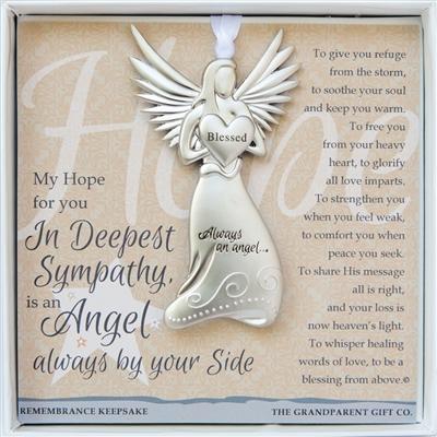 Memorial Angel Keepsake